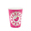 Partybecher Little Bird (Pink)