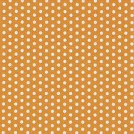 Servietten Orange, Polka Dots