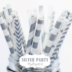 Farbthema Silver Party