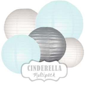 "Lampions-Set ""Cinderella"" by nillie"