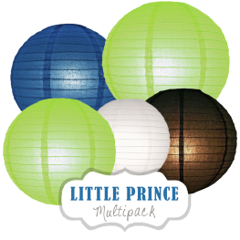"Lampions-Set ""Little Prince"" by nillie"