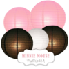"Lampions-Set ""Minnie Mouse"" by nillie"
