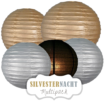 """Lampions-Set """"Silvester"""" by nillie"""