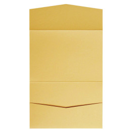 nillie Pocketfolds 13x18 cm, Gold (Metallic)