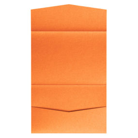 nillie Pocketfolds 13x18 cm, Orange (Metallic)