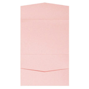 nillie Pocketfolds 13x18 cm, Rosa (Metallic)