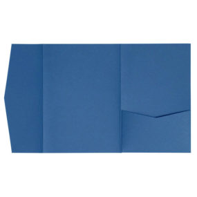 nillie Pocketfolds (Side 13x18), Blau