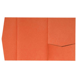 nillie Pocketfolds (Side 13x18), Orange