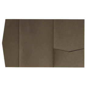 nillie Pocketfolds (Side 13x18), Braun
