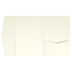 nillie Pocketfolds (Side 13x18), Creme