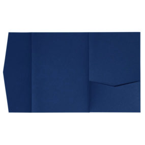 nillie Pocketfolds (Side 13x18), Marineblau