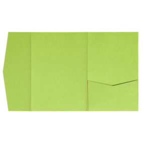 nillie Pocketfolds (Side 13x18), Grasgrün