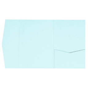 nillie Pocketfolds (Side 13x18), Hellblau