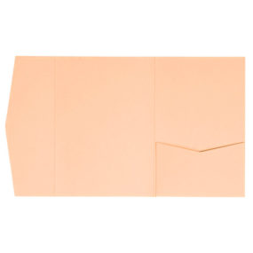 nillie Pocketfolds (Side 13x18), Pfirsich
