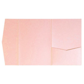 nillie Pocketfolds (Side 13x18), Rosa-Metallic