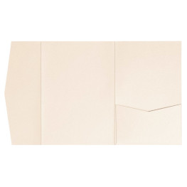 nillie Pocketfolds (Side 13x18), Rosé-Metallic