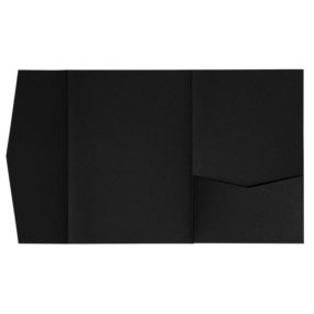 nillie Pocketfolds (Side 13x18), Schwarz