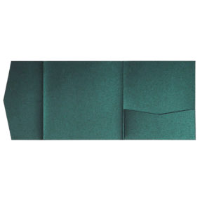 nillie Pocketfolds 15x15 cm, Jade (Metallic)