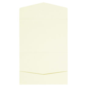 Kraft-Pocketfolds Signature 13x18, Vanille