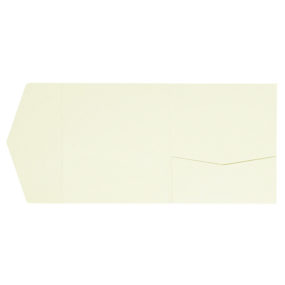 Kraft-Pocketfolds Signature Side 15x15, Vanille
