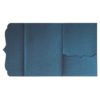 Pocketfolds von nillie kaufen: Bracket-Serie 13x18 in Blau-Metallic