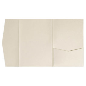 nillie Pocketfolds (Signature Side 13x18), Beige-Metallic