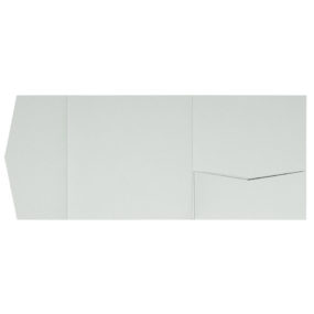 Pocketfold-Rohlinge (Signature Side 15x15), Grau
