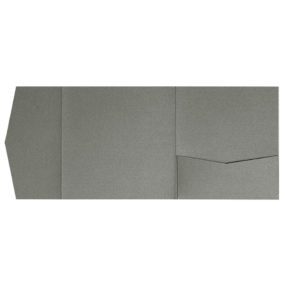 Pocketfold-Rohlinge (Signature Side 15x15), Anthrazit-Metallic