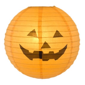 Halloween-Lampion
