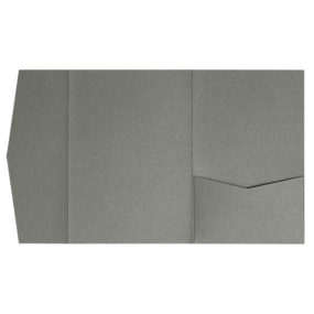 nillie Pocketfolds (Signature Side 13x18), Anthrazit-Metallic